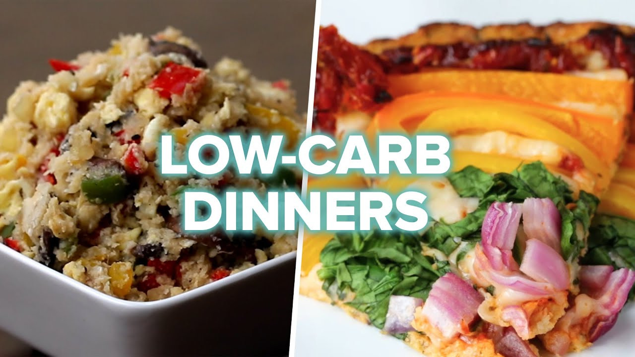 Low Carb Tv Dinners  7 Low Carb Veggie Dinners