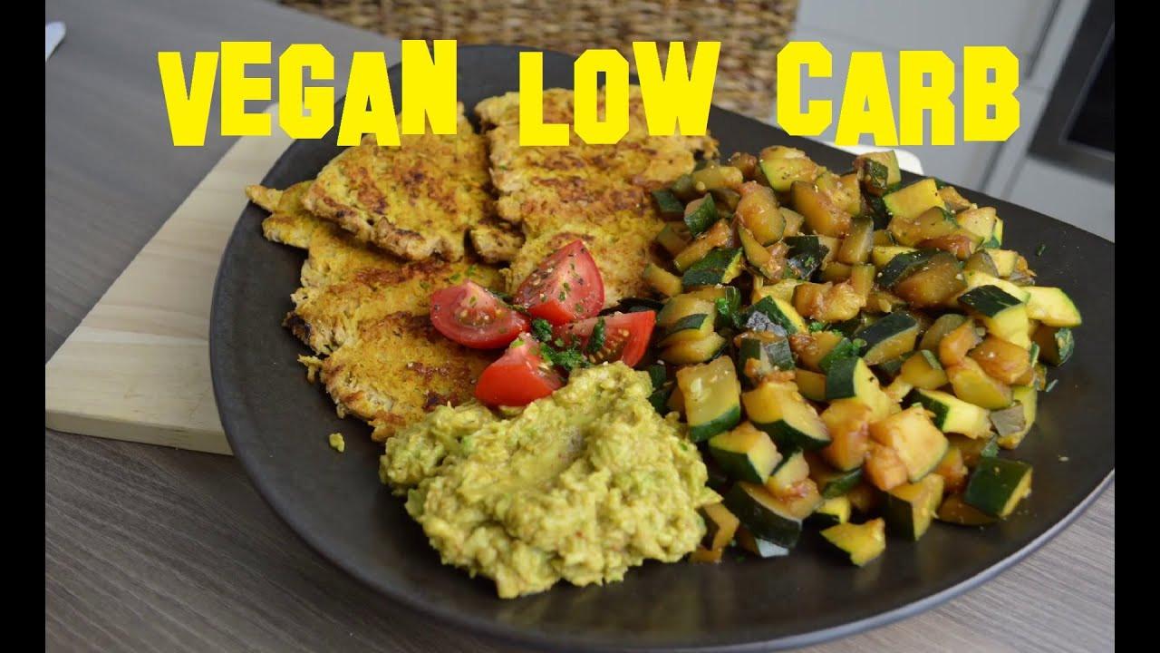Low Carb Vegan Dinner  Vegan Low Carb Meal MyBodyTV
