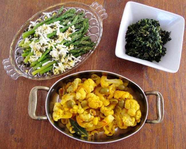 Low Carb Vegetable Side Dishes  slow carb side dishes Farm to Jar Food
