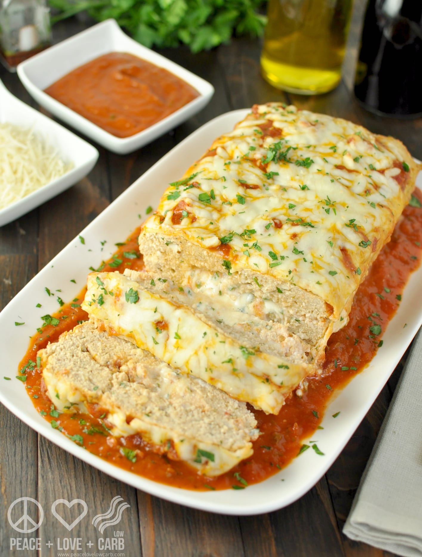 Low Carb Venison Recipes  Stuffed Chicken Parmesan Keto Meatloaf
