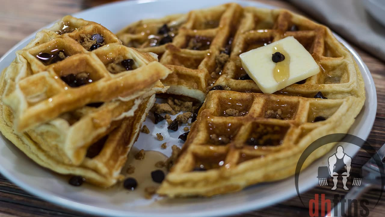 Low Carb Waffles Recipe  QUICK & EASY LOW CARB WAFFLES RECIPE