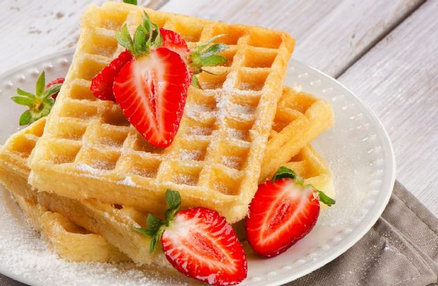 Low Carb Waffles Recipe  High Protein Low Carb Waffles Recipe