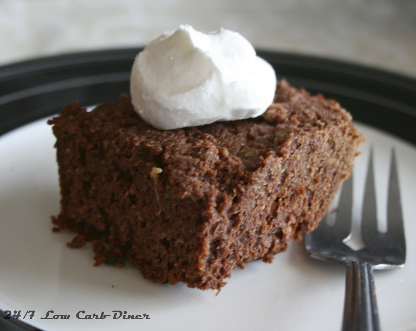 Low Carb Zucchini Cake  24 7 Low Carb Diner My New Baking Master Mix and