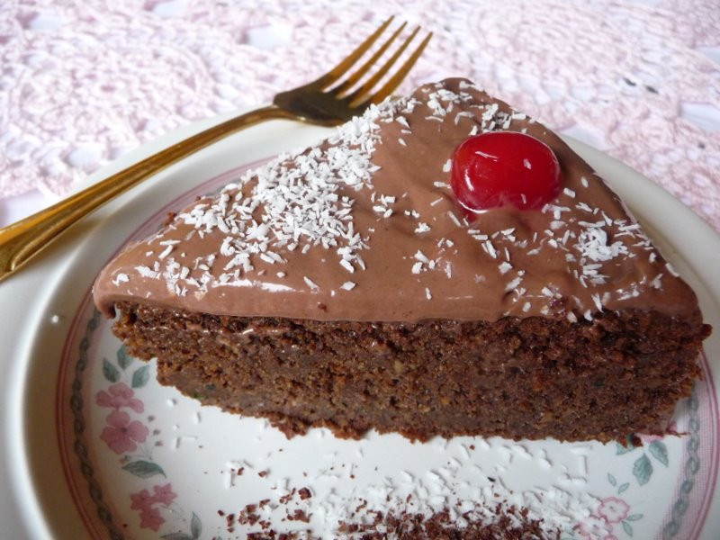 Low Carb Zucchini Cake  SPLENDID LOW CARBING BY JENNIFER ELOFF CHOCOLATE ZUCCHINI