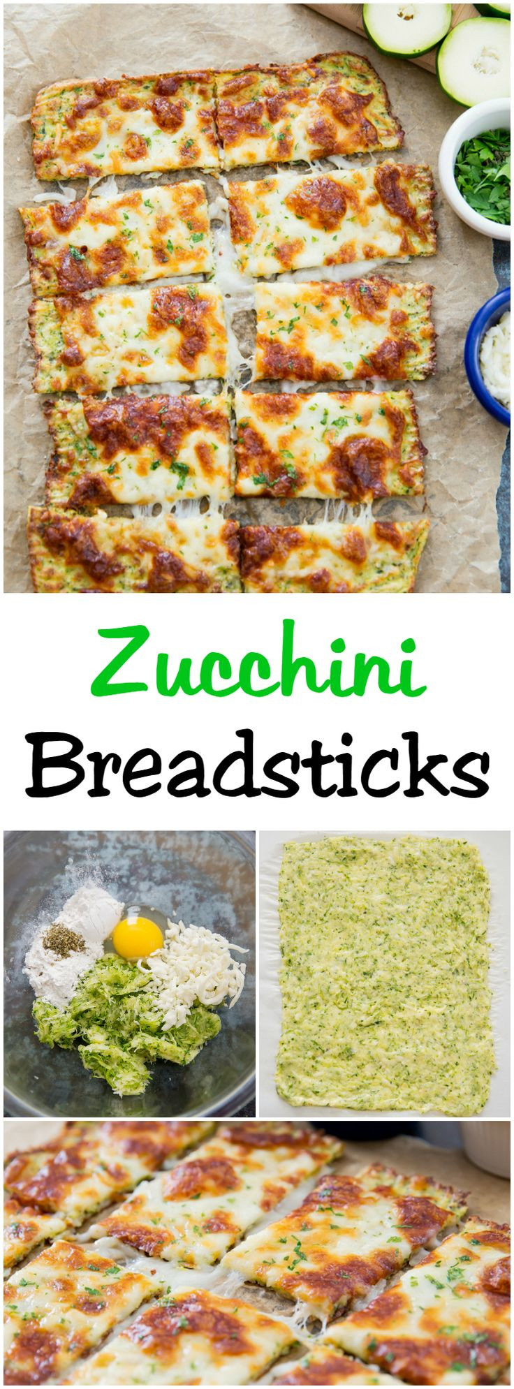 Low Carb Zucchini Cheese Bread  937 best images about My recipe posts on Pinterest
