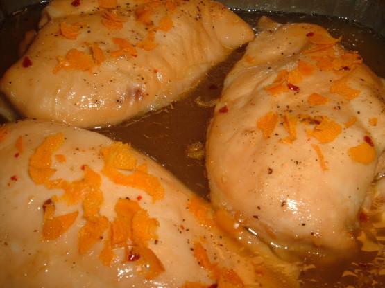 Low Cholesterol Chicken Breast Recipes  Honey Glazed Chicken Breasts Low Fat Recipe Genius Kitchen