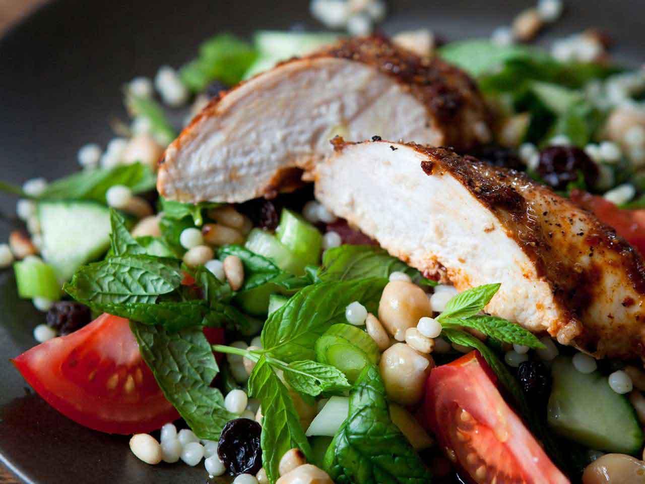 Low Cholesterol Chicken Breast Recipes  7 chicken breast recipes Saga