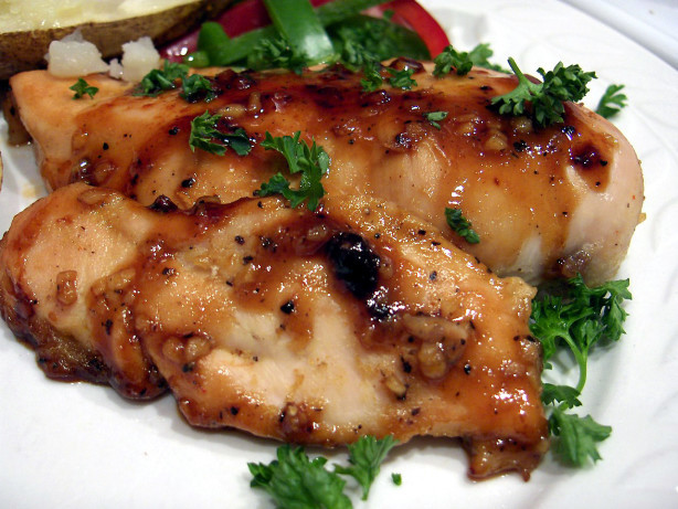Low Cholesterol Chicken Breast Recipes  Ginger Me Up Chicken Low Fat Honey And Ginger Chicken