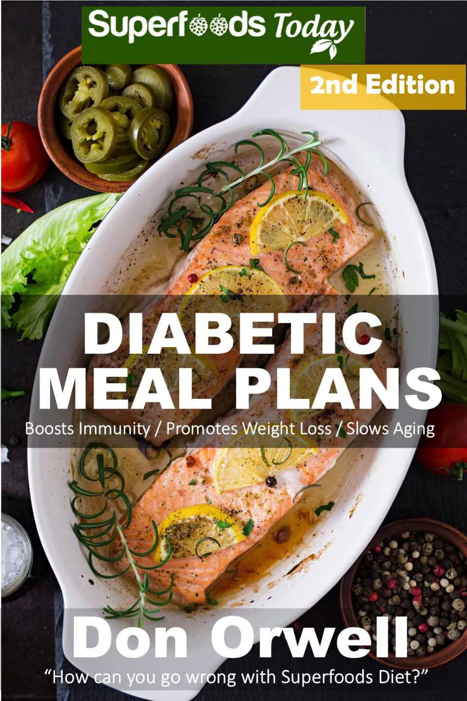 Low Cholesterol Diabetic Recipes  Diabetic Meal Plans Diabetes Type 2 Quick & Easy Gluten