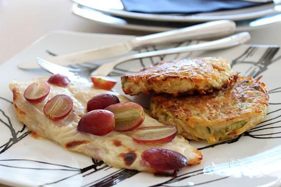Low Cholesterol Diabetic Recipes  Fish Veronique Low Fat Diabetic Friendly Recipe Genius