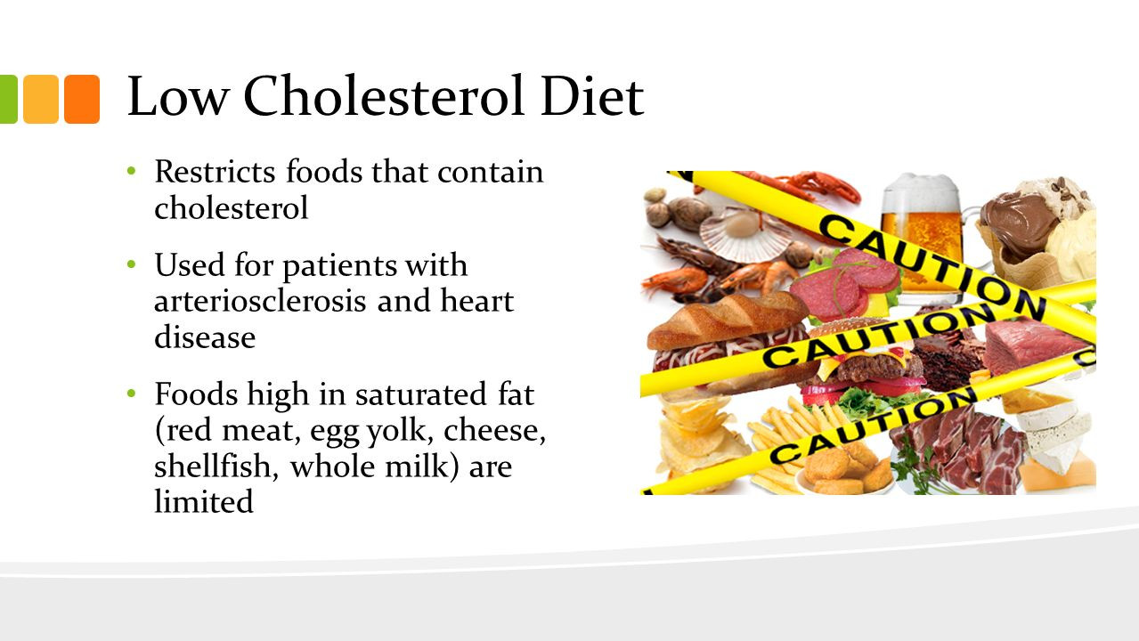 Low Cholesterol Diet Recipes  Therapeutic Diets Chapter 11 – p ppt video online