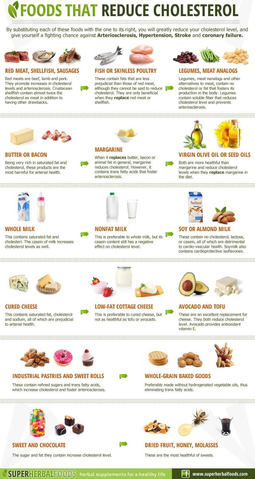 Low Cholesterol Diet Recipes  Low Cholesterol Diet Plan