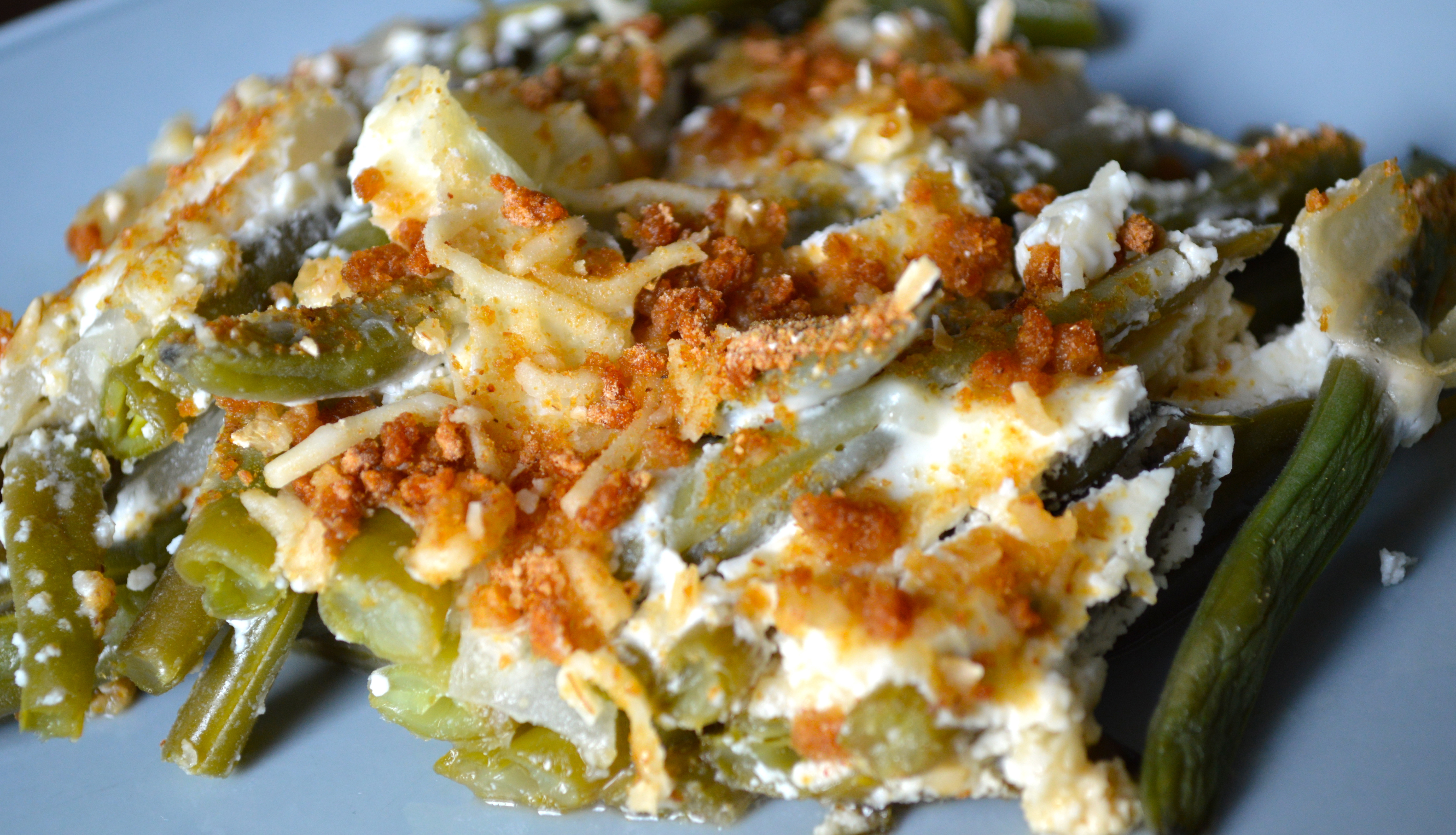 Low Cholesterol Food Recipes  Green Bean Casserole = Low Cholesterol Food