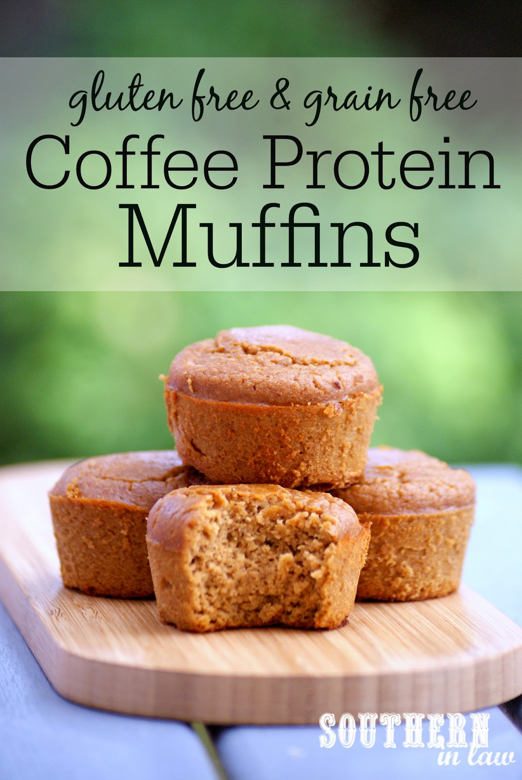 Low Cholesterol Low Sugar Recipes  Southern In Law Recipe Healthy Coffee Protein Muffins