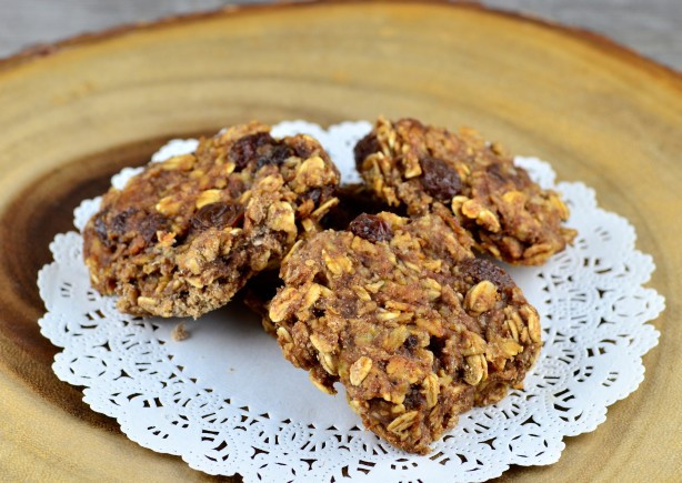 Low Cholesterol Oatmeal Cookies  Healthy Banana Oatmeal Sponge Cookies For Kids Recipe