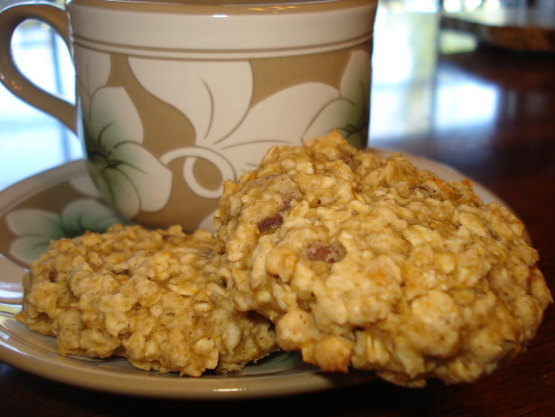 Low Cholesterol Oatmeal Cookies  Low Fat Oatmeal Chocolate Chip Cookies Recipe Food