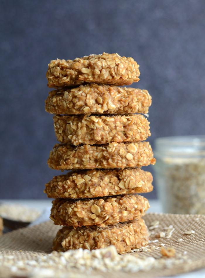 Low Cholesterol Oatmeal Cookies  Low Fat Peanut Butter Oatmeal Cookies