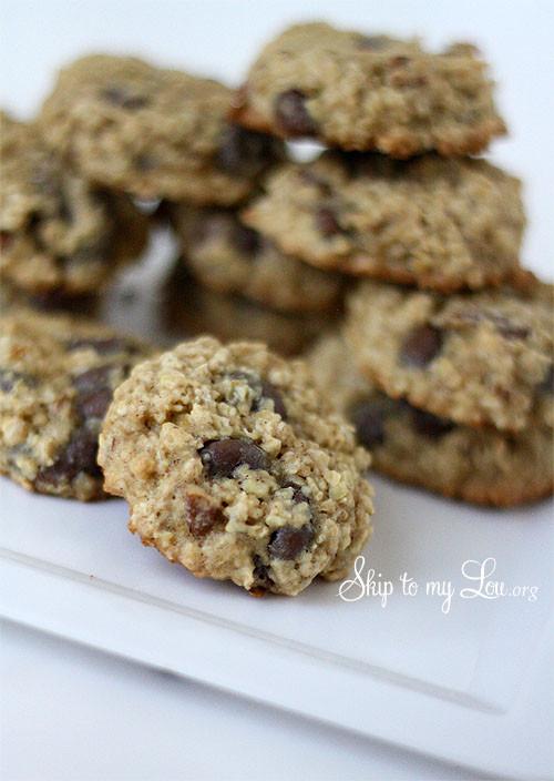 Low Cholesterol Oatmeal Cookies  Low Fat Oatmeal Raisinet Cookie Recipe