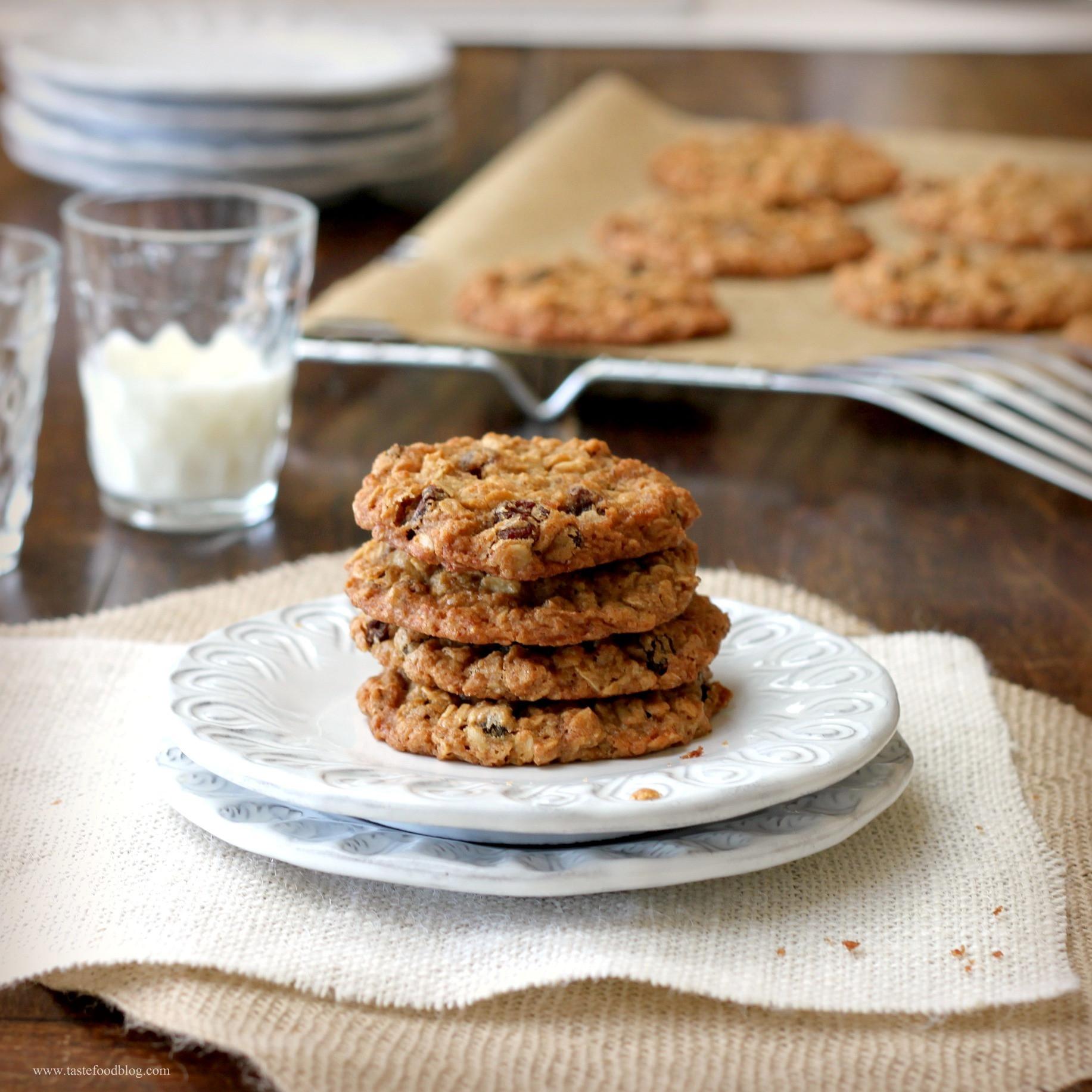 Low Cholesterol Oatmeal Cookies  [Recipe] Low Cholesterol Oatmeal Raisin Cookies