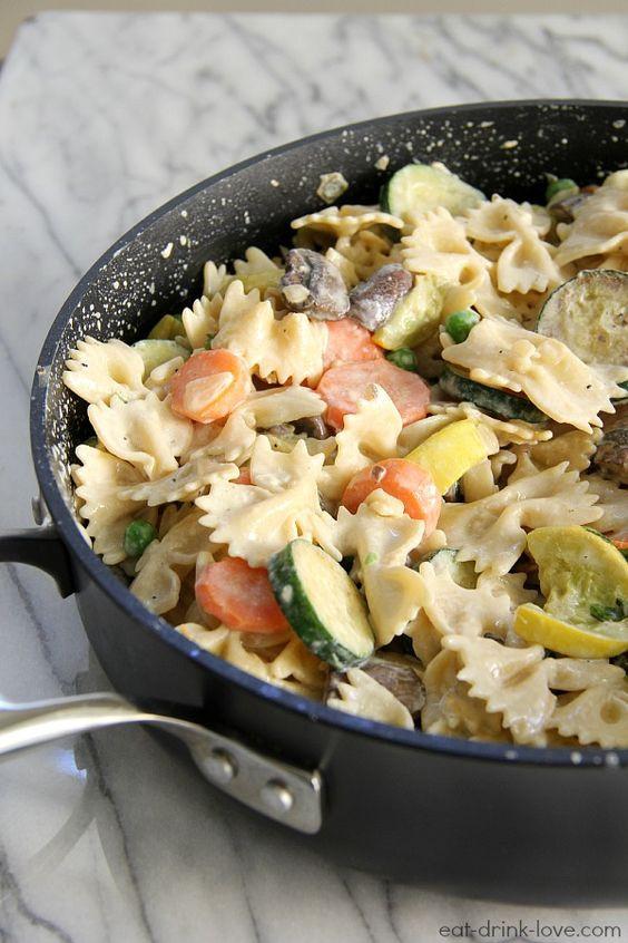 Low Cholesterol Pasta Recipes  Low Fat Pasta Primavera
