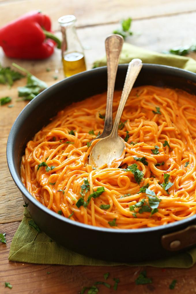 Low Cholesterol Pasta Recipes  [Recipe] Low Cholesterol Red Pepper Pasta