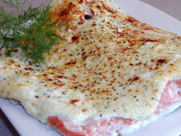 Low Cholesterol Salmon Recipes  Low Fat Creamy Baked Salmon Recipe Food