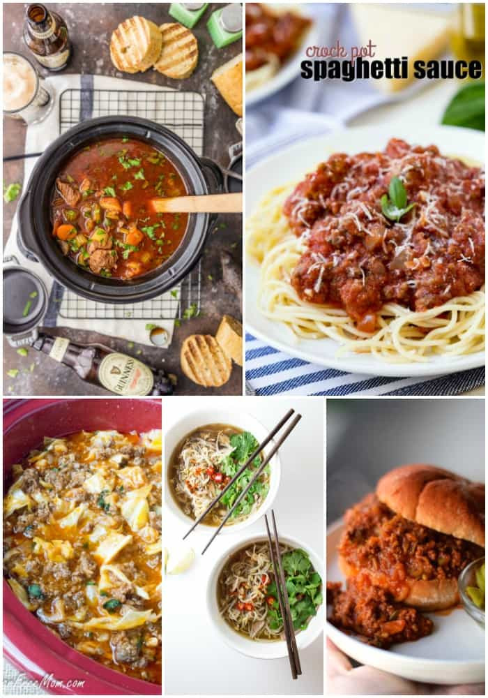 Low Cholesterol Slow Cooker Recipes  25 Crock Pot Low Fat Recipes ⋆ Real Housemoms