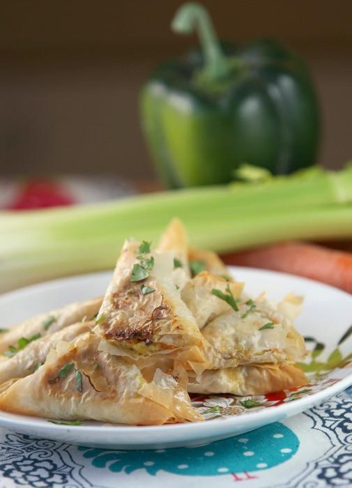 Low Fat Appetizer Recipes  Turkey Pot Pie Bites Low Calories Low Fat