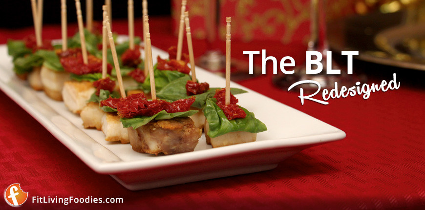 Low Fat Appetizer Recipes  Ultra Low Carb ULC Recipe The BLT Redesigned