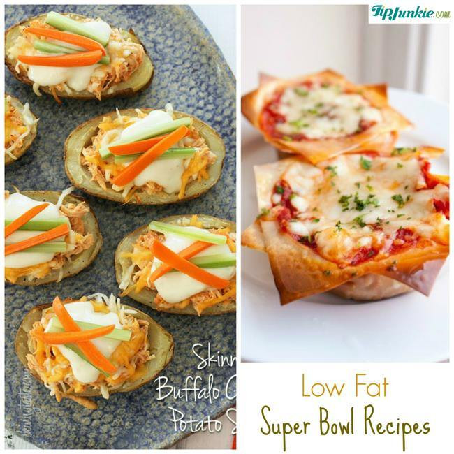 Low Fat Appetizer Recipes  28 Easy Game Day Appetizers to Cheer For recipes Tip