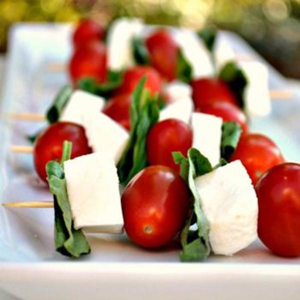 Low Fat Appetizers  3 Low fat holiday appetizer recipes