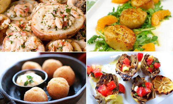 Low Fat Appetizers  4 Elegant & Low Calorie Appetizers from Pritikin Longevity