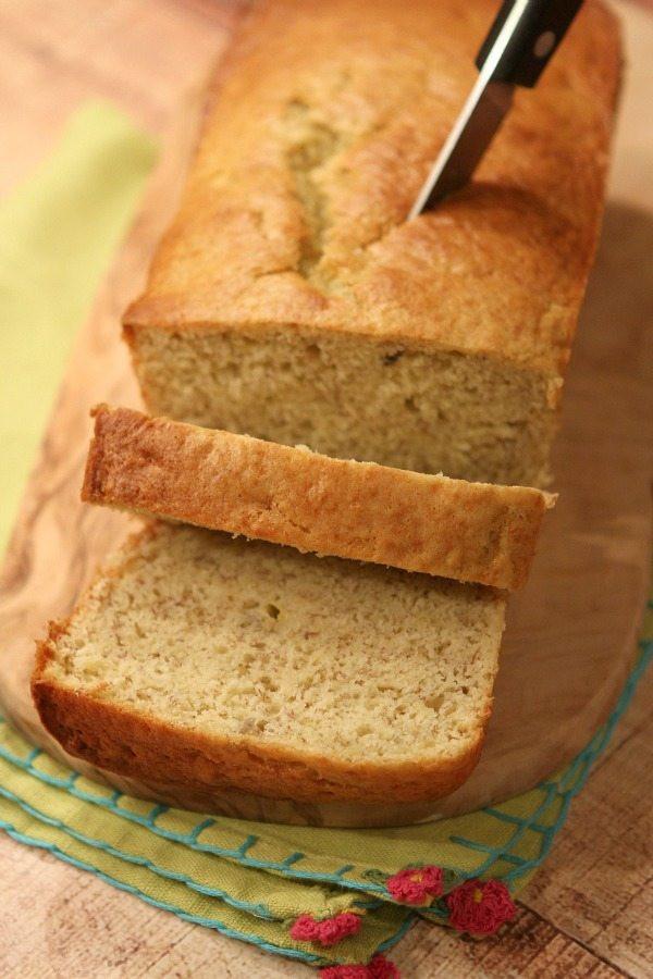 Low Fat Banana Bread  Low Fat Banana Bread RecipeGirl