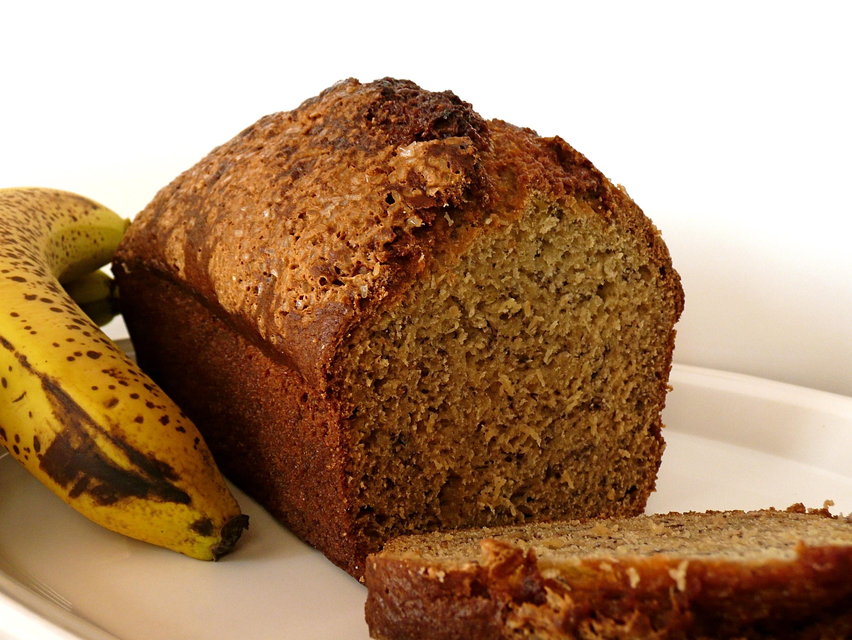 Low Fat Banana Bread  Super Moist Low Fat Banana Bread