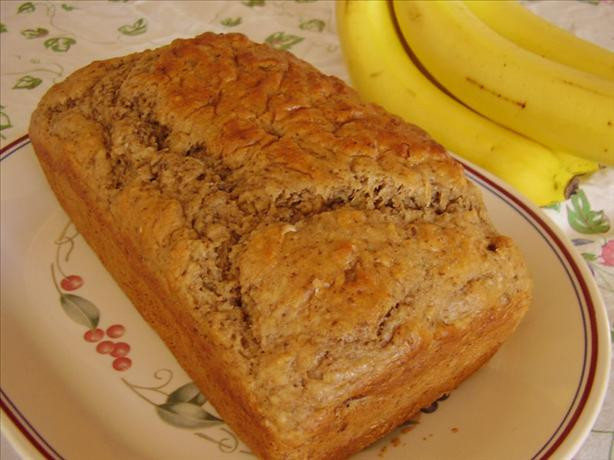 Low Fat Banana Bread  Low Fat Banana Bread Recipe Food