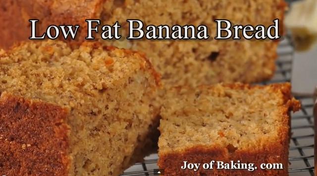 Low Fat Banana Recipes  5 Healthy & Easy Banana Bread Recipes You Can Make Today