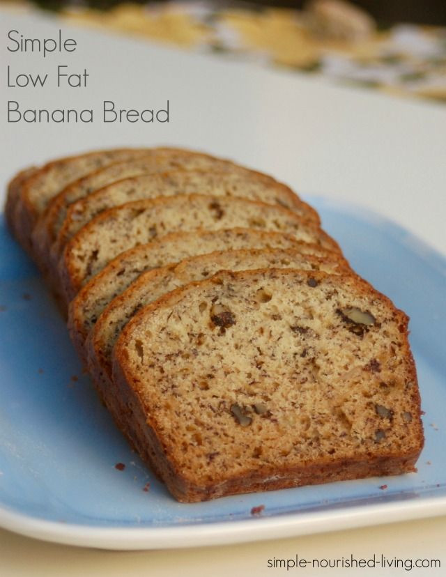 Low Fat Banana Recipes  1000 images about Weight Watchers Banana Recipes on Pinterest