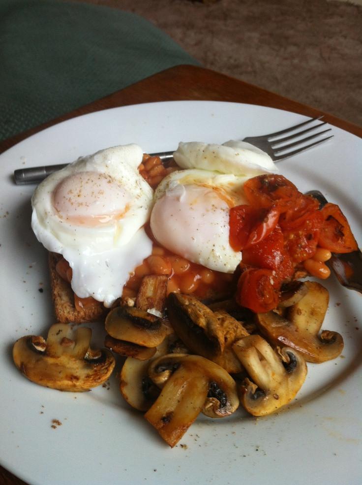 Low Fat Breakfast Meat  Low fat scrummy breakfast HEALTHY FOOD