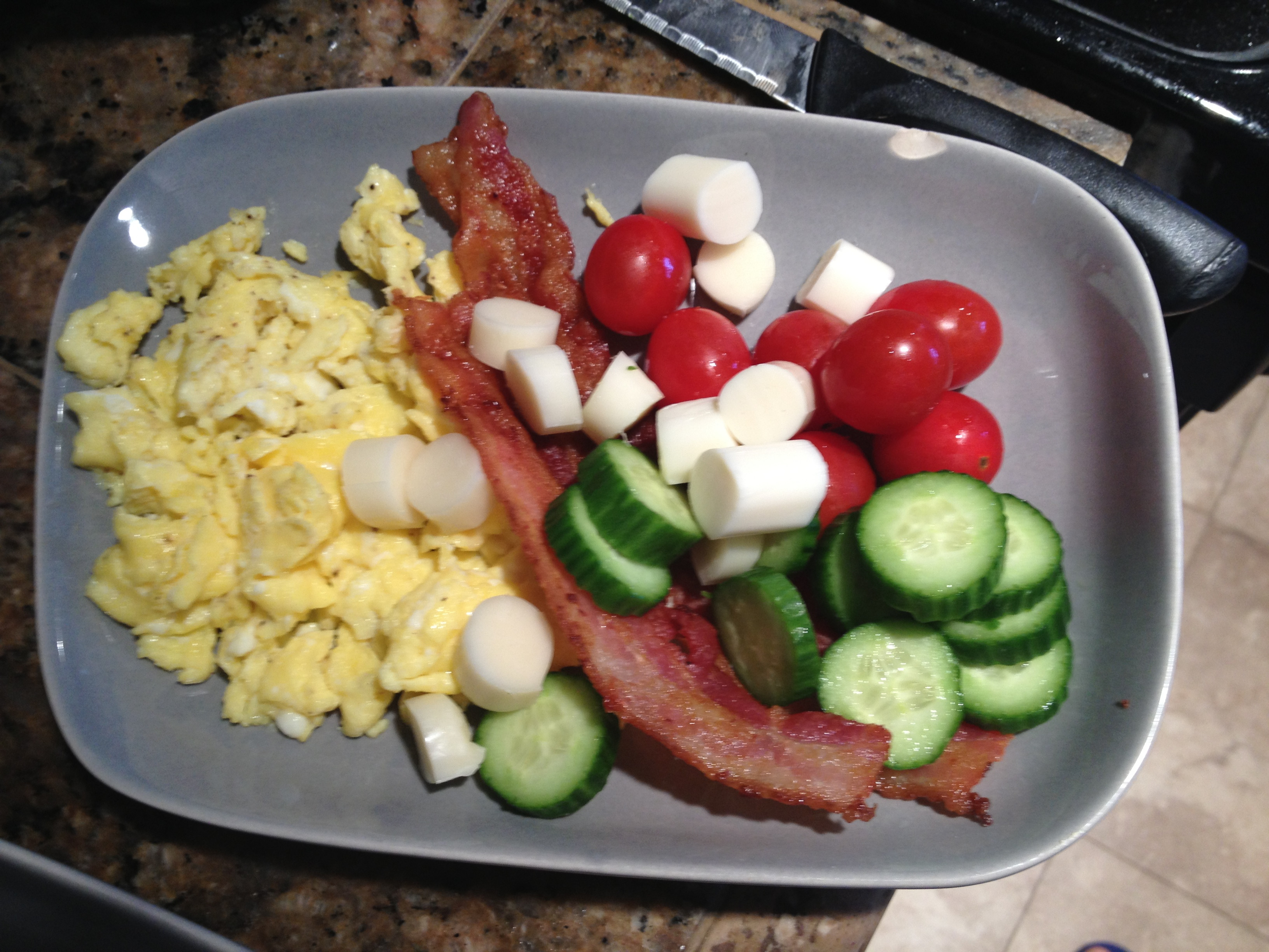 Low Fat Breakfast Meat  Low Calorie Protein Sources