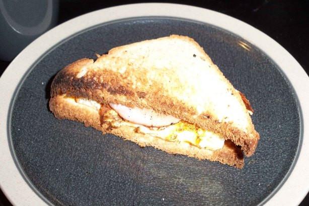 Low Fat Breakfast Meat  Low Fat Breakfast Sandwich Recipe Food