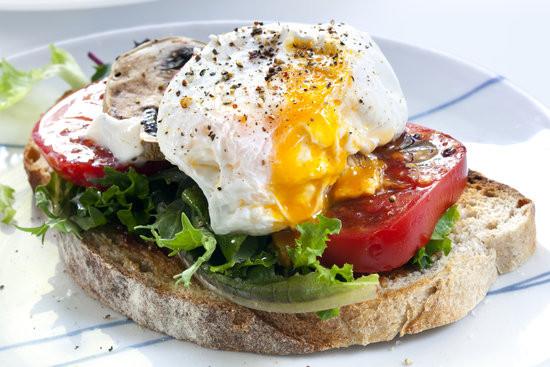 Low Fat Breakfast Meat  Top 5 Healthy Breakfast Recipes for Weight Loss