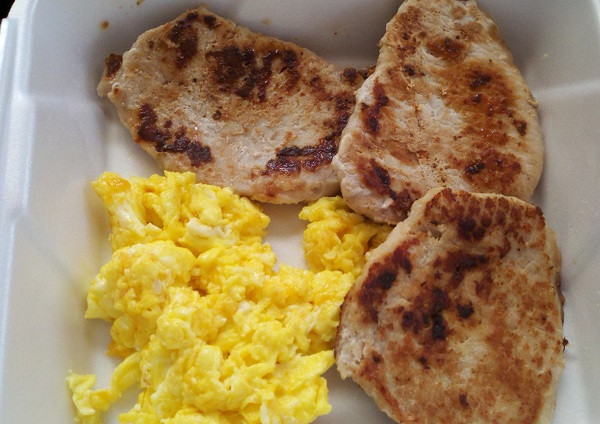 Low Fat Breakfast Meat  Low carb t breakfast how to lose weight quickly