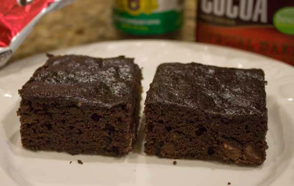 Low Fat Brownies  Low Fat Brownies Cookie Madness