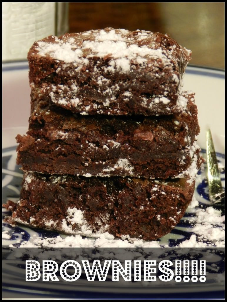 Low Fat Brownies  Shrimp Scampi Redhead Can Decorate