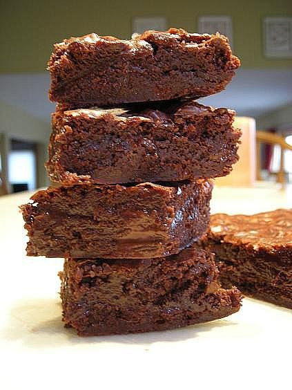 Low Fat Brownies  A low fat Brownie Please