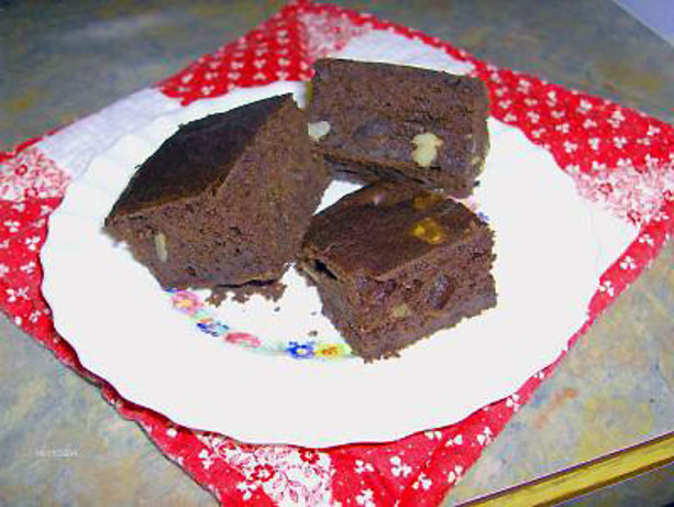 Low Fat Brownies  Fudgy Low Fat Brownies Recipe Food