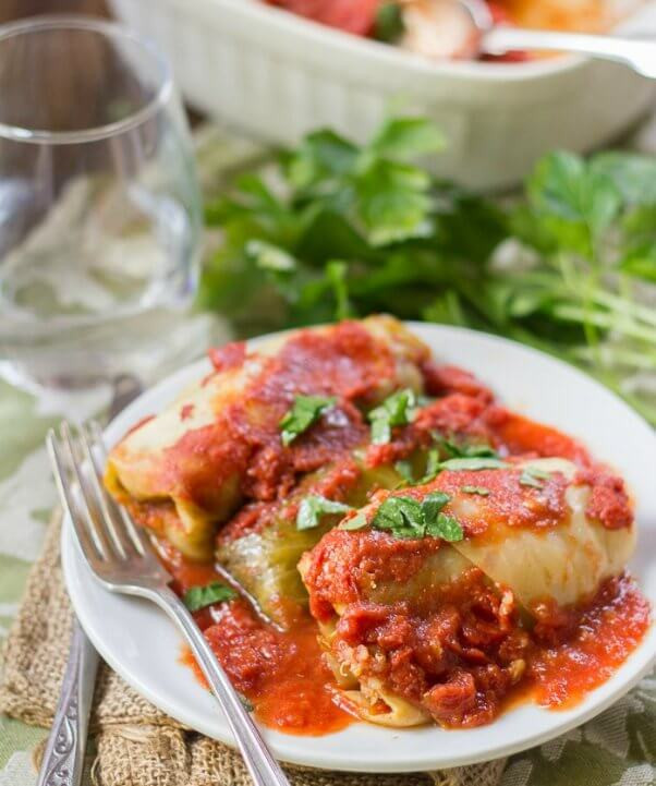 Low Fat Cabbage Recipes  low calorie low fat dinner recipes