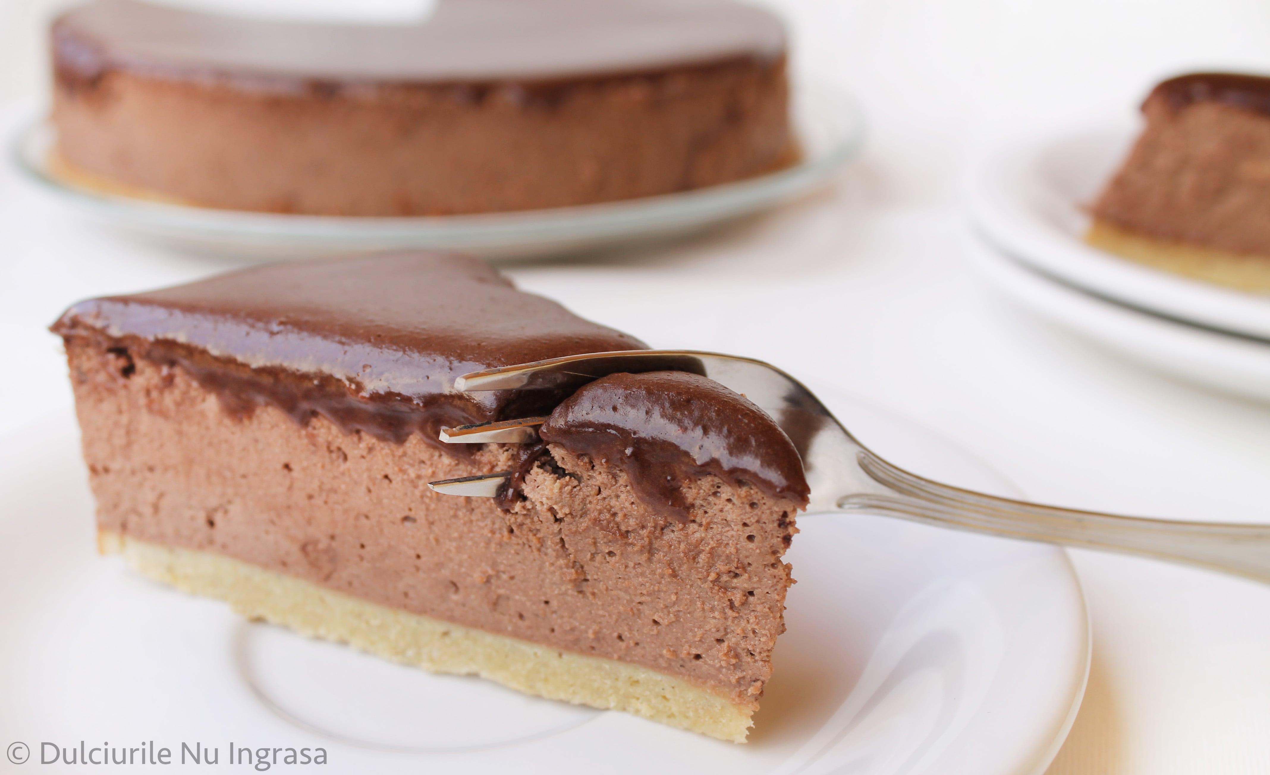 Low Fat Cheesecake Recipe  Protein Chocolate Cheesecake sugar free low fat gluten