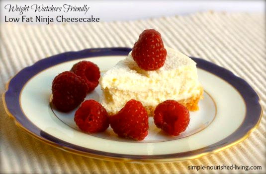 Low Fat Cheesecake Recipes  10 Healthy Low Fat Cheesecake Recipes