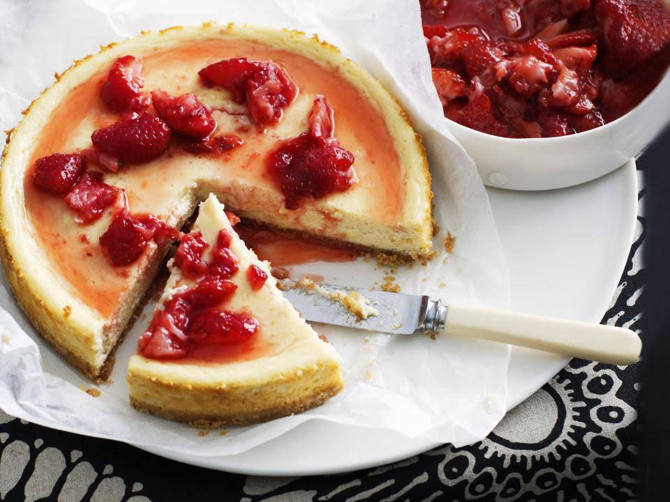 Low Fat Cheesecake Recipes  10 Best Low Fat No Bake Cheesecake Recipes